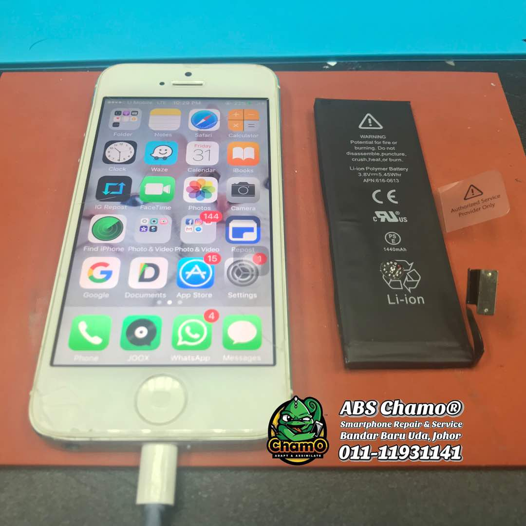 Battery iPhone 5 Replacement
