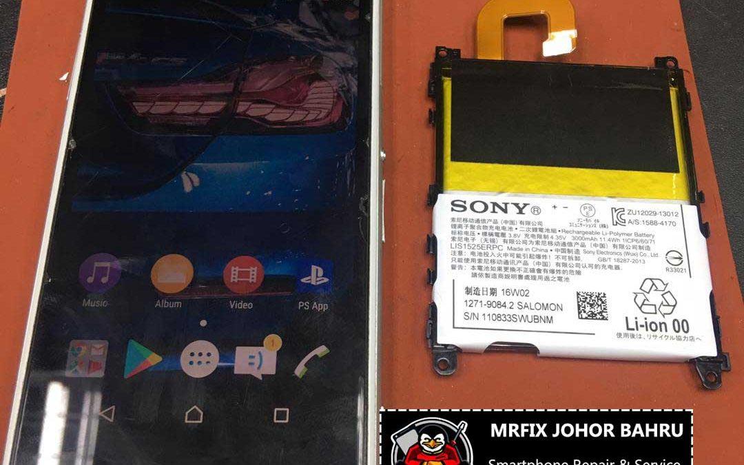 Replacement BatterySony Z1