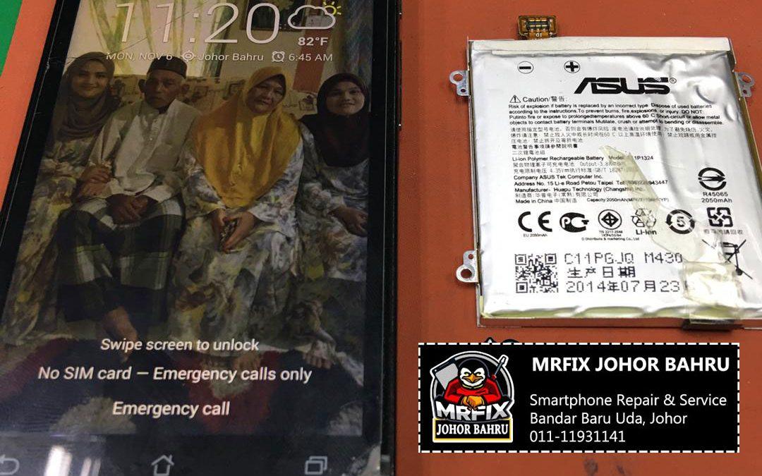 Battery Replacement Asus Zenfone 5