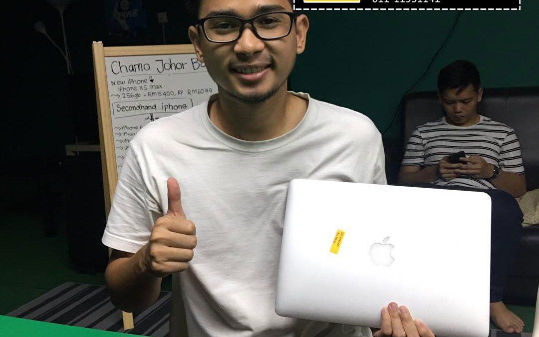 Repair Bateri Macbook Pro A1502
