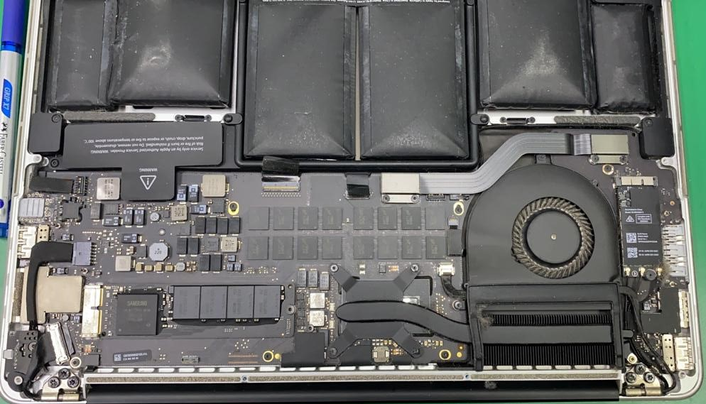 Battery Macbook Replacement