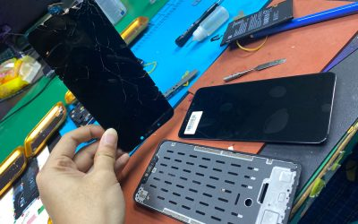 LCD Pocophone F1 Replacement (MCO)