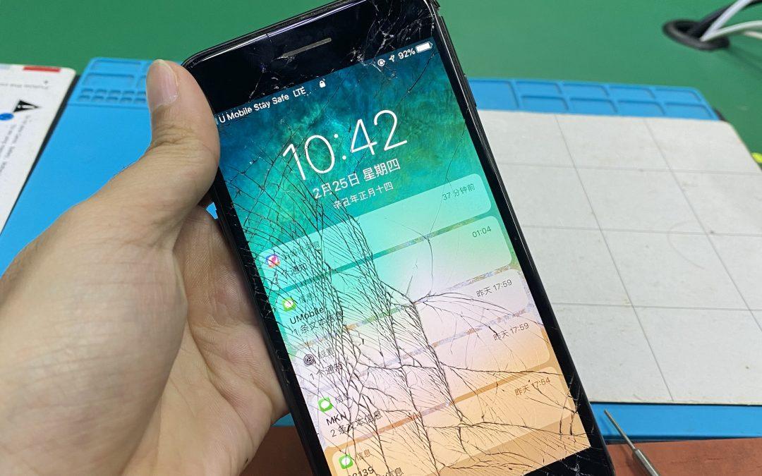 iPhone 8Plus Repair Board,Body & Lcd.