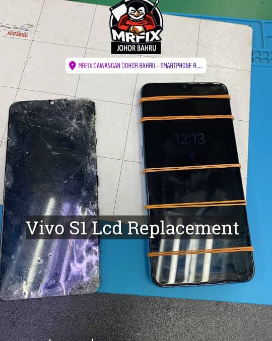 Vivo S1 LCD Replacement.