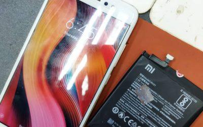 Xiaomi Redmi Note 5 Prime Battery Replacement.