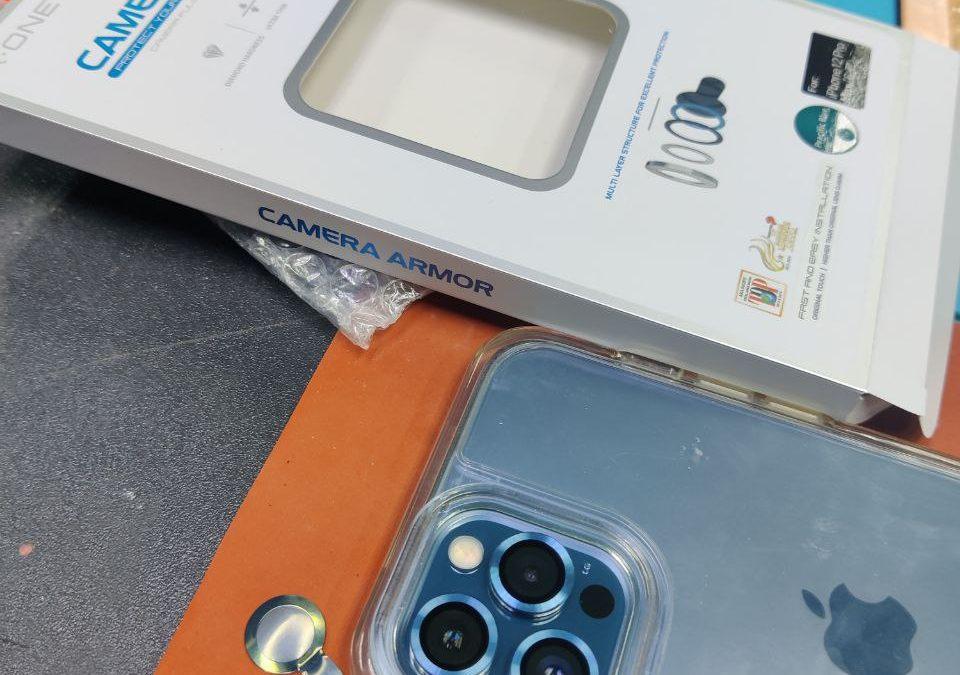 Camera Armor iPhone 12 Pro Max
