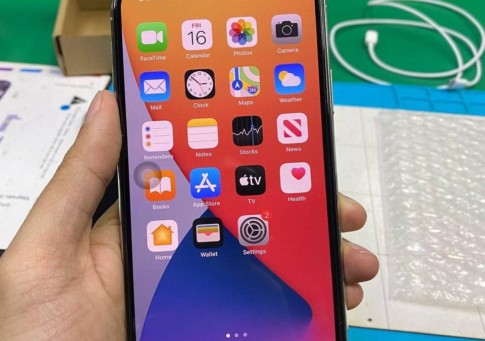 iPhone 11Pro Max Repair Motherboard.