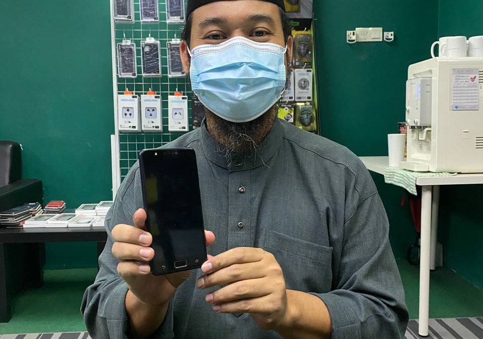 Asus Zenfone 4 Max Battery Replacement.