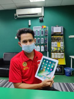 Ipad 4 Wifi + Cellular Format & Touchscreen Replacement