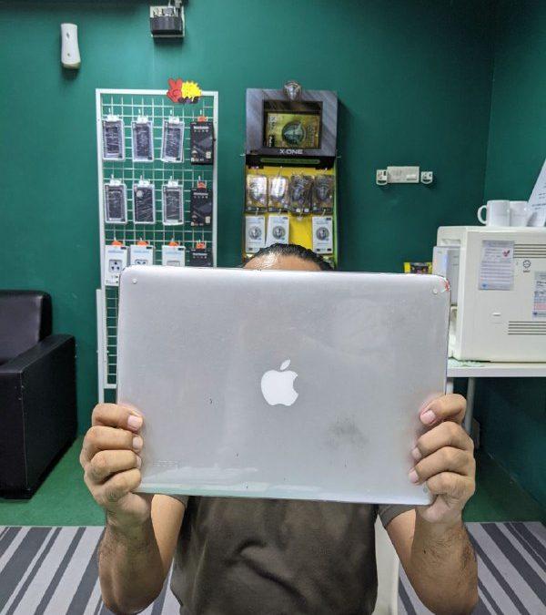 Macbook Air Fan Replacement.