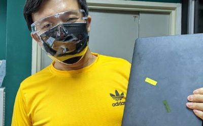 Macbook Air Repair Board & Keyboard Replacement